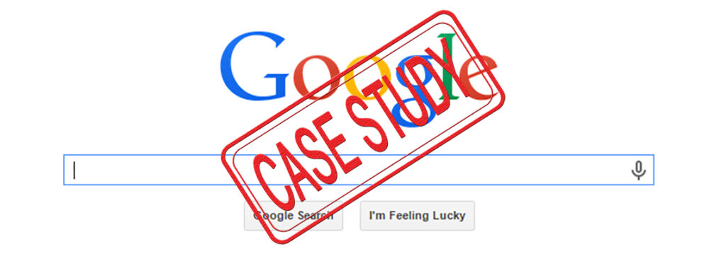 Google Search Case Study