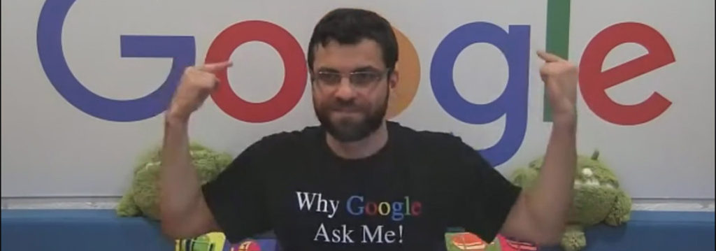 Google PageRank Toolbar with Andrey Lipattsev