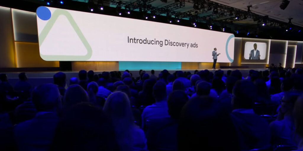 Google Ads Discovery Campaigns