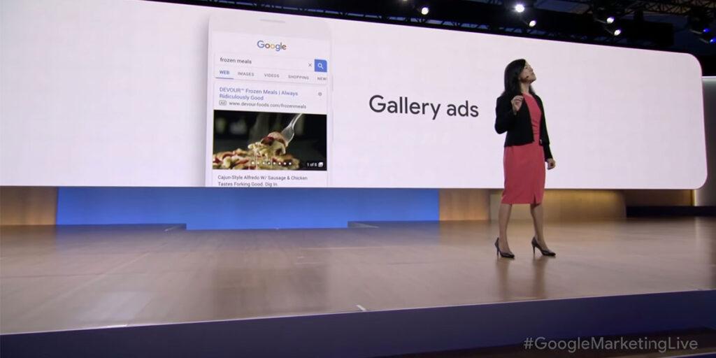 Google Ads Gallery Ads